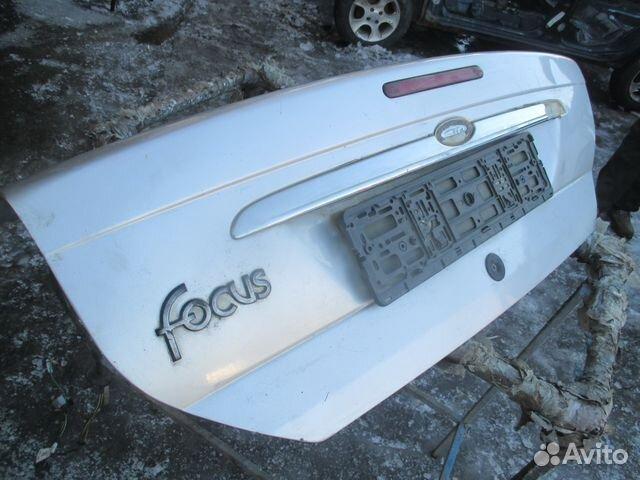крышка багажника форд фокус 1 седан абакан