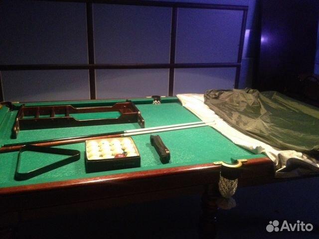 Бильярдный стол 9 футов  б/у