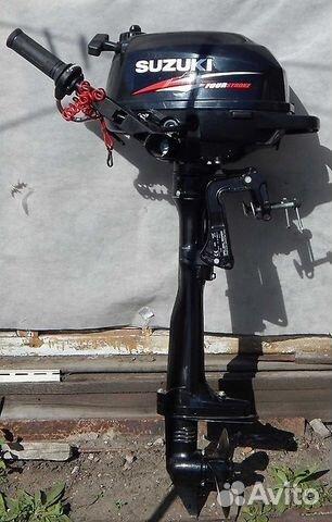 купить лодочный моторчик сузуки 2.5 во  астрахани