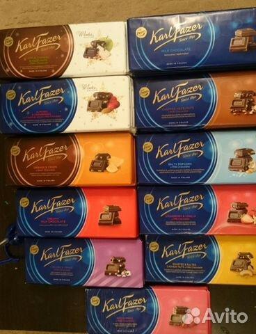 шоколад фазер фото