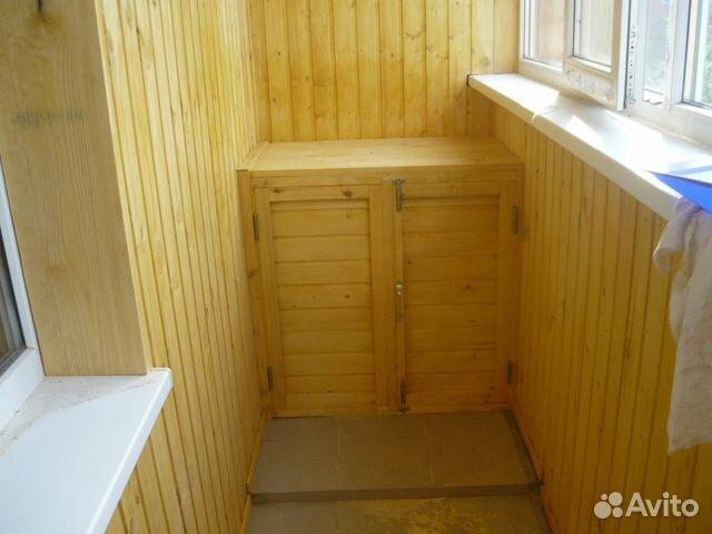 Услуги - деревянные балконы и лоджии в нижегородской области.