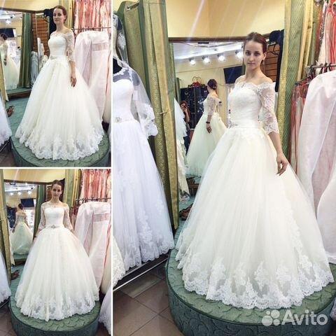 Купить свадебное платье в омске