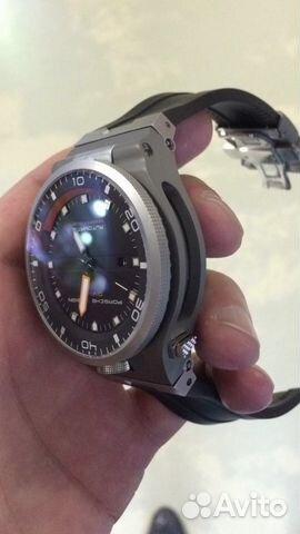 e8386cf2 мужские часы Porsche Design Diver купить в москве на Avito