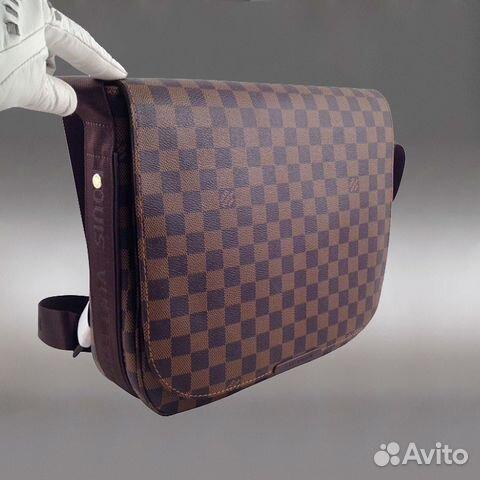 645048f2cd2b Мужская сумка через плечо Louis Vuitton арт.97038K купить в Москве ...