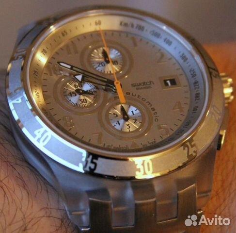 Часы Automatic - Интернет магазин SWATCH