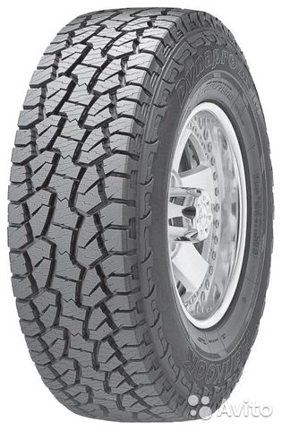 235/70/16 hankook Dynapro AT-M RF-10 XL T— фотография №1
