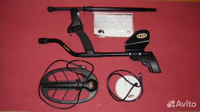 Металлоискатель fisher f75 - доска объявлений от частных лиц.
