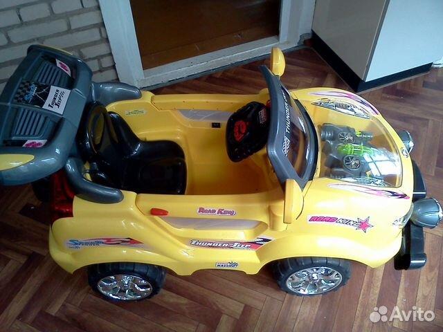 электромобиль thunder jeep цена #6