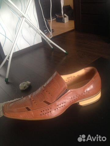 8fc9e09c Продам мужские кожаные туфли купить в Москве на Avito — Объявления ...