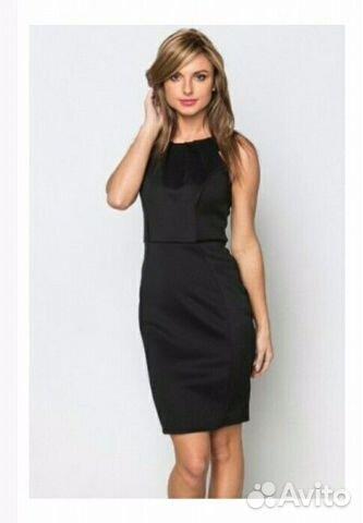 cdc5d5b3a4f Маленькое чёрное платье