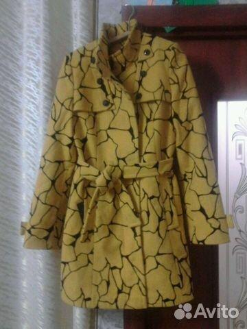Пальто женское осеннее 89236566521 купить 1