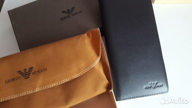 f3eb6e8a3535 Новый кожаный клатч Giorgio Armani   Festima.Ru - Мониторинг объявлений