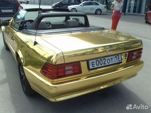 Mercedes-Benz SL-класс, 1992  89176966495 купить 2