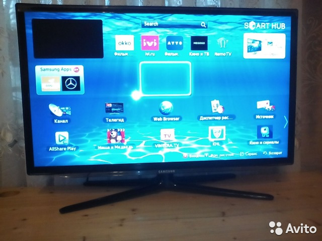 Samsung ue32j5200ak как подключить планшет