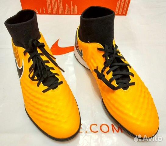 9b9a30c6df3c Новые футбольные бутсы с носком Nike 42 размер купить в Москве на ...
