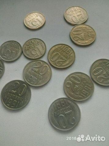Монеты и отсосы