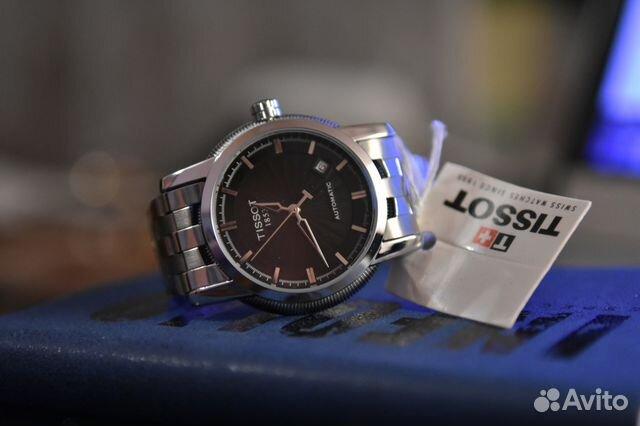 Купить элегантные часы tissot