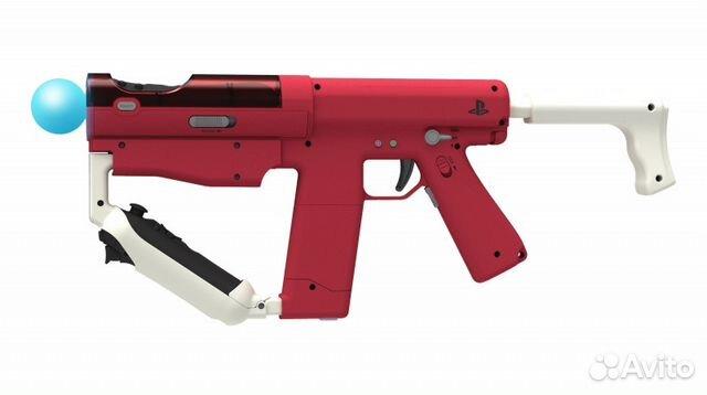 PlayStation Move Sharp Shooter 89379100655 купить 2