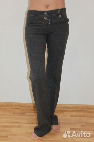 0426dcbd686 Серые брюки купить в Новосибирской области на Avito — Объявления на ...