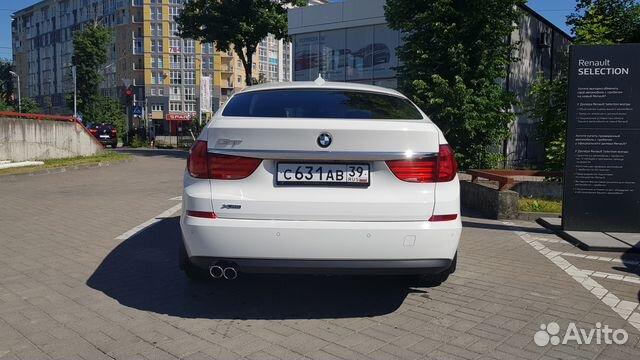 BMW 5 серия GT, 2012 89062312388 купить 4