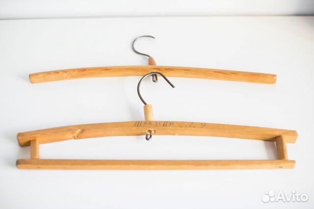 Деревянные вешалки для одежды СССР  8c216af3e87d9