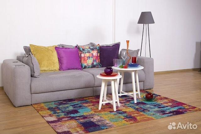 Ковры придиванные + декоративные подушки 89274474027 купить 1