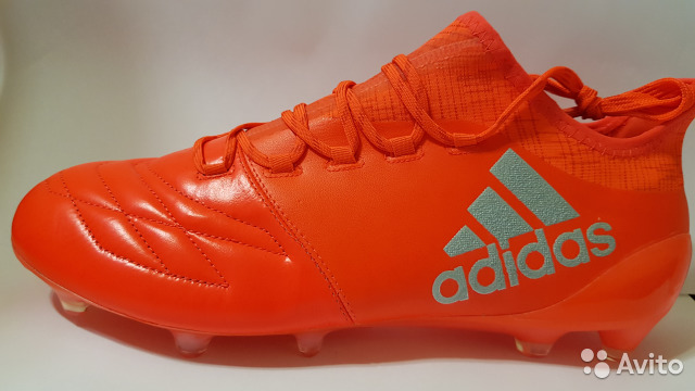1e21575d Футбольные бутсы adidas X 16.1 FG Leather S81966 | Festima.Ru ...