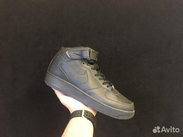 fd58010d Кроссовки Nike Air Force 1 Mid купить в Санкт-Петербурге на Avito ...