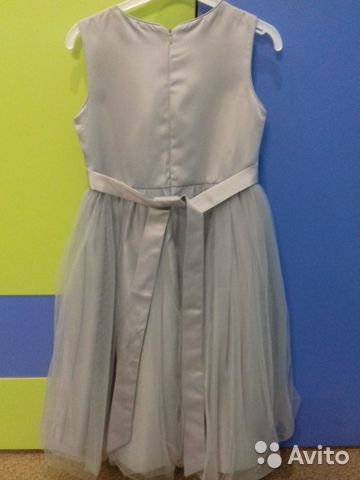 Новогоднее праздничное платье для девочки 89245055073 купить 3