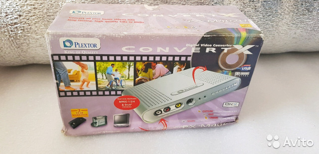 PLEXTOR CONVERTX PX-TV402U DRIVER FREE