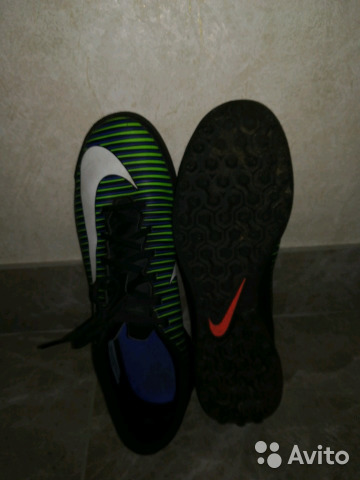 f8d83277 Футбольные кроссовки Nike mercurial X   Festima.Ru - Мониторинг ...