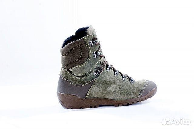 Штурмовые ботинки Бутекс Мангуст 24041 олива купить в Омской области ... 22802386e9dee