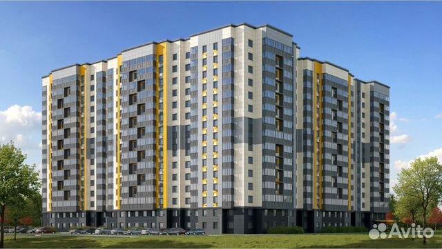 2-к квартира, 55 м², 14/15 эт. 88005506831 купить 3