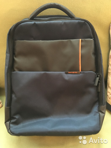 5dd0205b81 Samsonite Qibyte Laptop Backpack 15