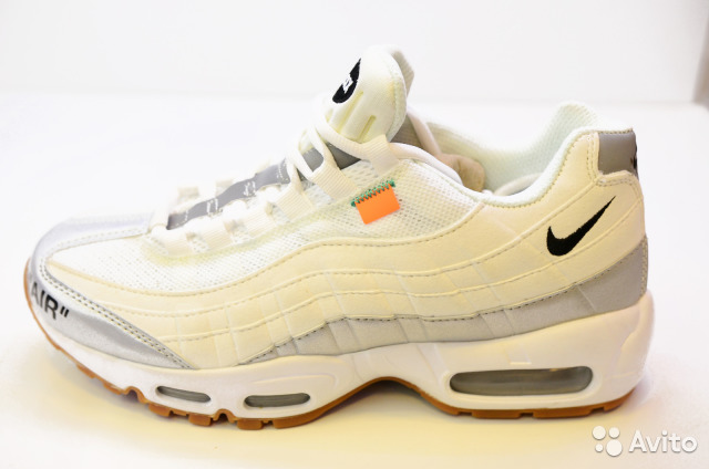 new arrival 64000 18a21 Кроссовки Nike Air Max 95 x Off white
