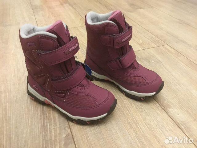 819527bf Новые зимние ботинки Viking Gore Tex размер 29 | Festima.Ru ...