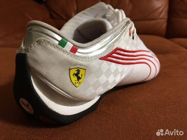Кроссовки puma Ferrari оригинал   Festima.Ru - Мониторинг объявлений 0e618625d91