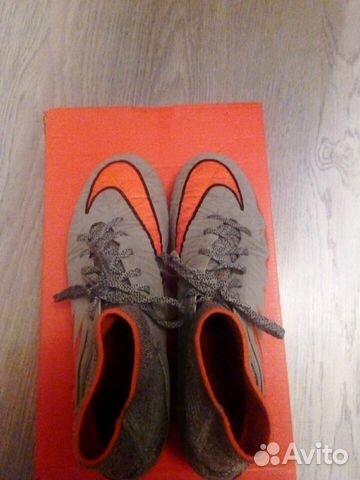 Nike Hypervenom 38 размер купить в Санкт-Петербурге на Avito ... 21124a3adb1