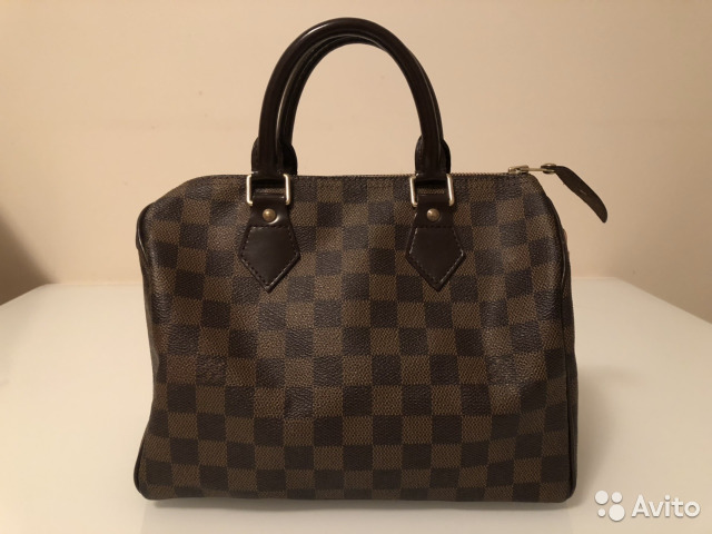 Сумка Louis Vuitton speedy 25   Festima.Ru - Мониторинг объявлений 69d3a5022ec
