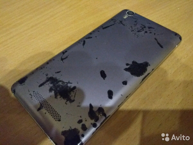 Продаю смартфон dexp ixion MS 250
