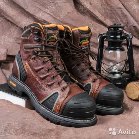 1a283a45 Ботинки. Оригинальная рабочая обувь | Festima.Ru - Мониторинг объявлений