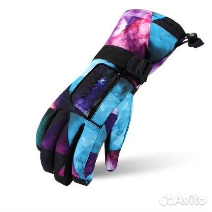 97b38451eb7e Горнолыжные сноуборд перчатки Nandn Space новые купить в Санкт ...