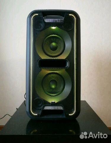 Музыкальный центр Sony GTK-XB7 купить в Новосибирской области на ... 37b88d674e0