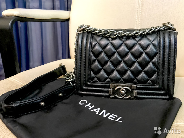 Сумка Chanel   Festima.Ru - Мониторинг объявлений ccccc92bd84