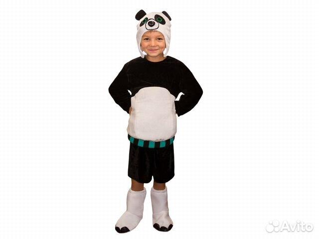 Карнавальный костюм Панда Кунг-Фу детский купить в Москве на Avito ... 7c17229179646