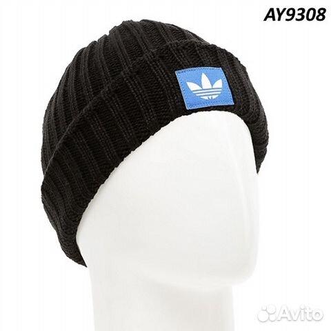 low priced c2d85 7e282 Adidas originals trefoil beanie шапочка AY9308