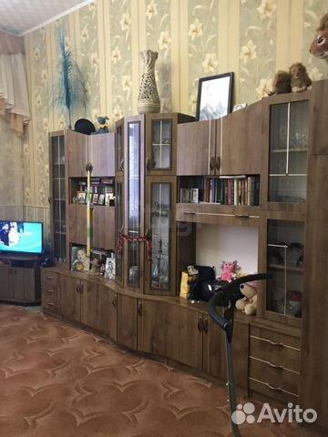 Продается двухкомнатная квартира за 2 350 000 рублей. Калинина, 63.