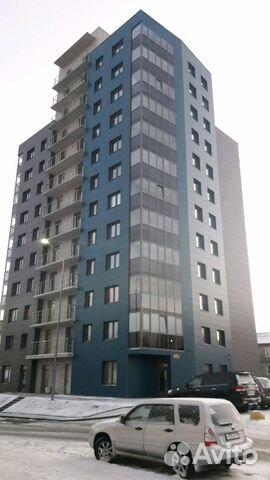 Продается двухкомнатная квартира за 3 550 000 рублей. Петрозаводск, Республика Карелия, Лососинская улица, 13.