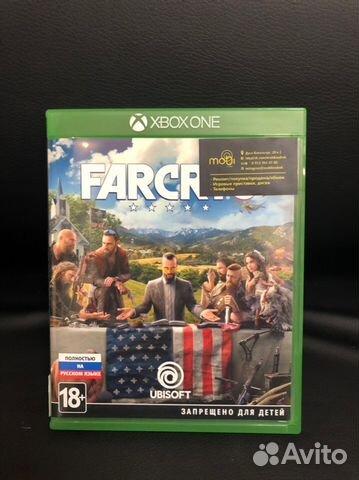 Far Cry 5 для Xbox One