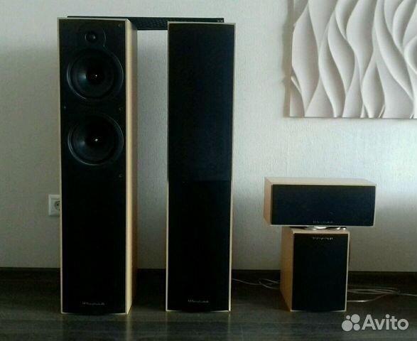 Комплект акустической системы для домашнего кинот